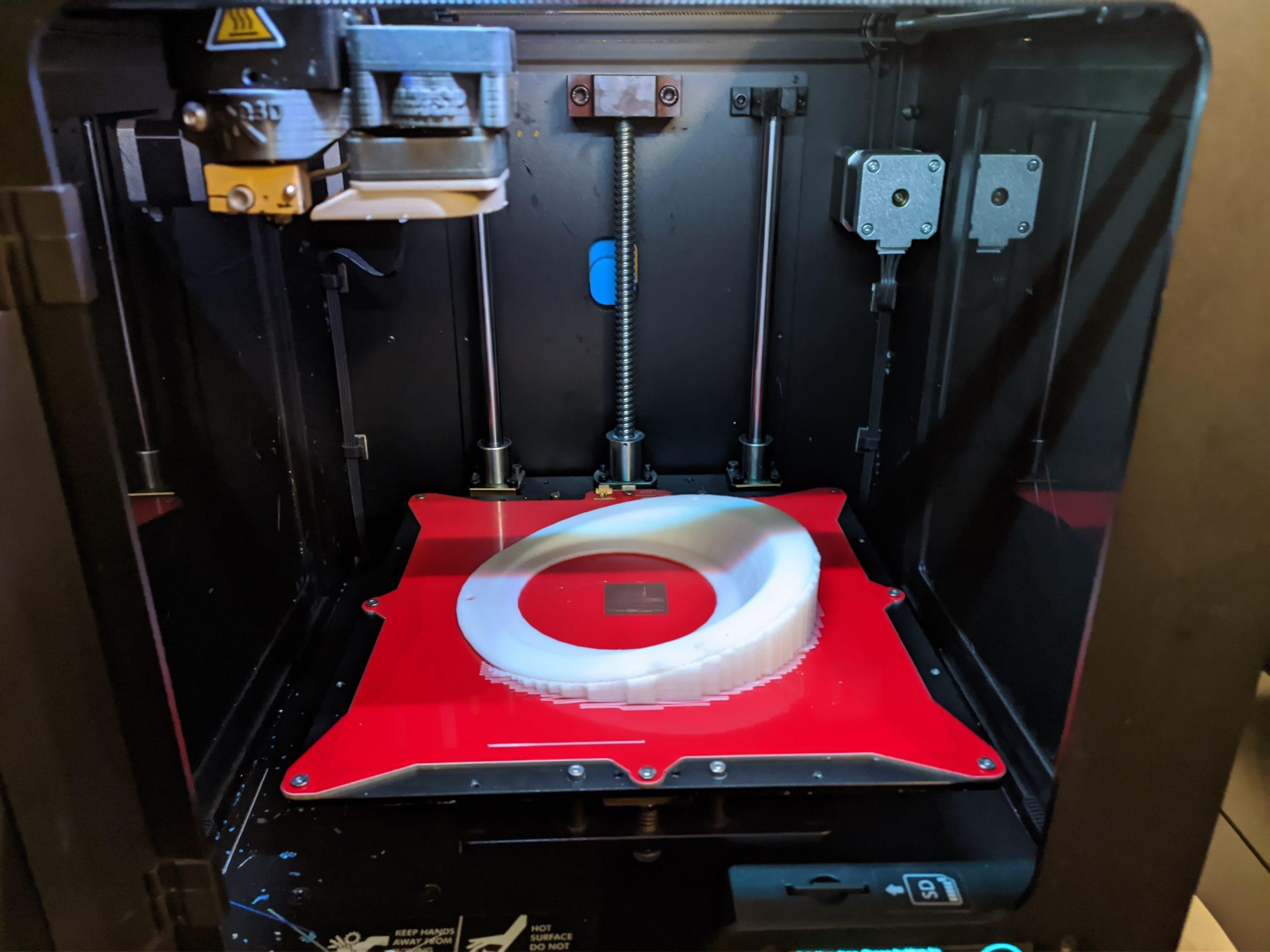 Zortrax Stampa 3D Professionale ABS Trenitalia - KreaItaly, Stampa 3d - Stampanti 3d Marche - Stampanti 3D prezzi - Aziende stampa 3d