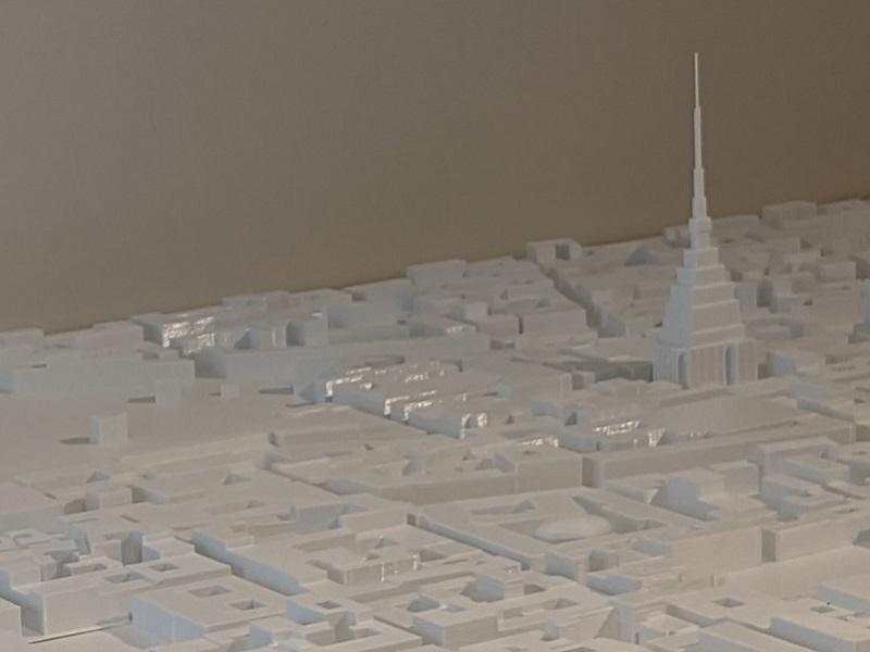 Mole Antonelliana Stampa 3D