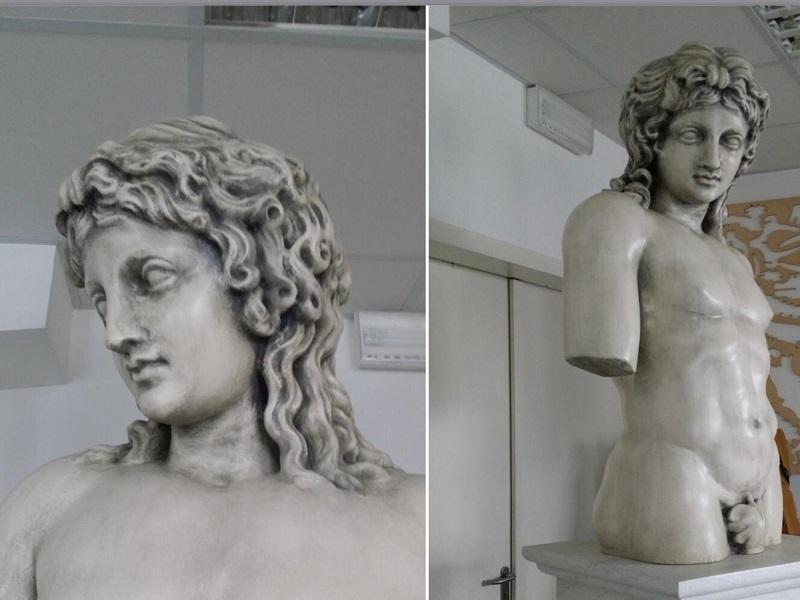 Scultura Stampa 3D Musei