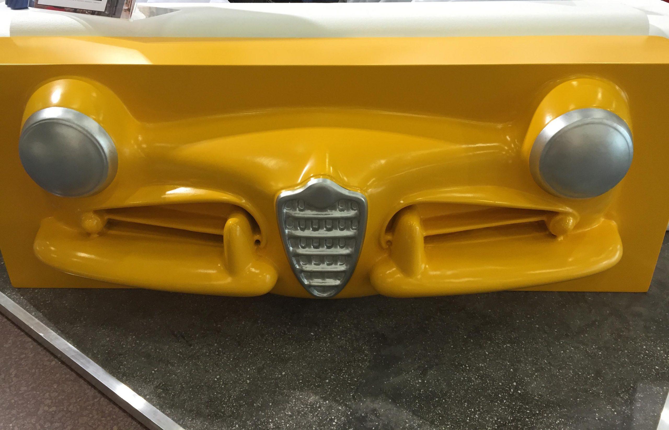 Alfa Romeo Giulietta Stampa 3D - KreaItaly, Stampa 3d - Stampanti 3d Marche - Stampanti 3D prezzi - Aziende stampa 3d